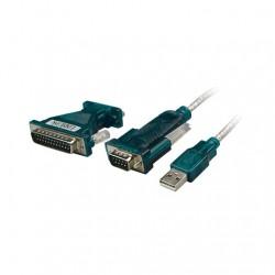 ADAPTADOR USB A SERIE RS232 ADAP LOGILINK UA0042A