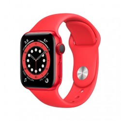 APPLE WATCH SERIES 6 GPS CELL 40MM PRODUCT RED