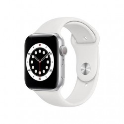 APPLE WATCH SERIES 6 GPS 44MM SILVER 6 ALUMINIUM CASE WITH