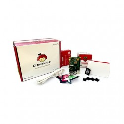 KIT RASPBERRY PI 4 8GB CARCASA CARGADOR