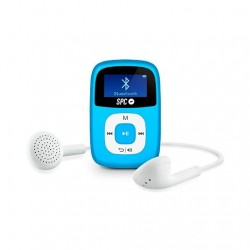 MP3 8GB SPC FIREFLY AZUL