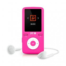 MP4 8GB SPC PURE SOUND COLOUR 2 ROSA