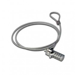 CABLE SEGURIDAD PORTATIL L LINK LL NOTEBOOK LOCK