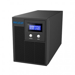 SAI UPS 1060VA PHASAK PROTEKT PH 7610 SURGE PROTECTION