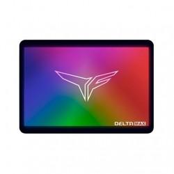 DISCO DURO 25 SSD 500GB SATA3 TEAMGROUP TFORCE DELTA MAX