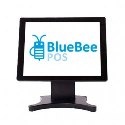 TPV MONITOR TACTIL 15 BLUEBEE TM 215 P CAP 2YW
