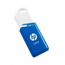PENDRIVE 128GB USB 31 HP X755W AZUL BLANCO