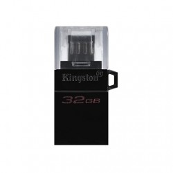 PENDRIVE 32GB USB32 KINGSTON DTDUO 30 G2 NEGRO