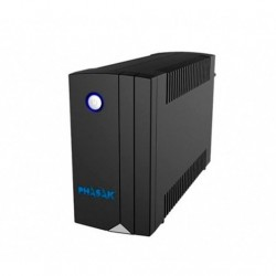 SAI UPS 860VA PHASAK OTTIMA PH 7288 SURGE PROTECTION