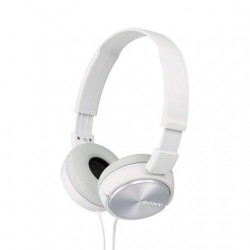 AURICULARES SONY MDR ZX310 BLANCO