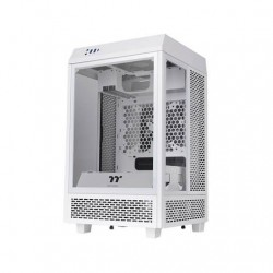 TORRE M ITX THERMALTAKE TOWER SNOW 100 BLANCA 2XVEN120X120