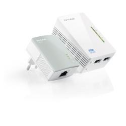 ADAPTADOR PLC TP LINK AV500 TL WPA4220 KIT 2UDS