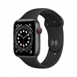 APPLE WATCH SERIES 6 GPS CELL 40MM SPACE GRAY