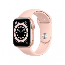 APPLE WATCH SERIES 6 GPS 44MM GOLD 6 ALUMINIUM CASE WITH PI
