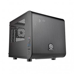 TORRE MINI ITX THERMALTAKE CORE V1 NEGRO