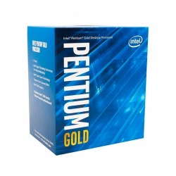 CPU INTEL 1200 PENTIUM G6605 2X43GHZ 4MB BOX INCLUYE DISI